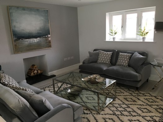 Tanyard Farm (Inside - living room) | Brenchley Homes