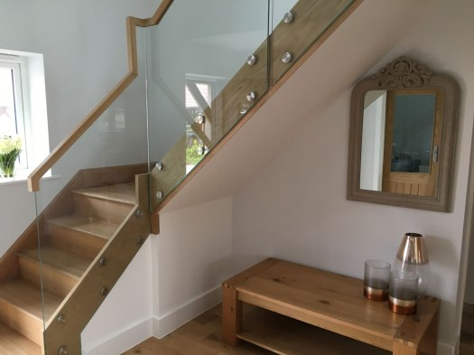 Tanyard Farm (Inside - stairs) | Brenchley Homes
