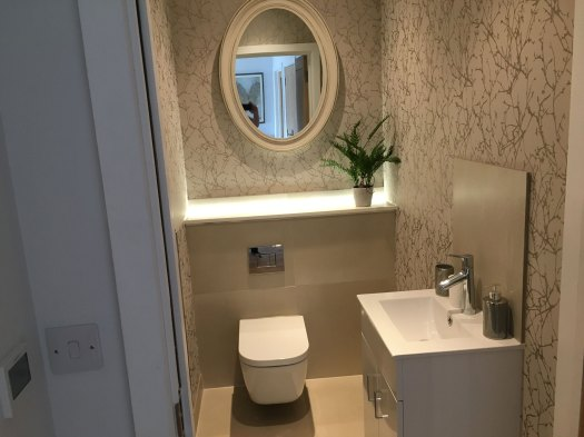 Tanyard Farm (Inside - toilet) | Brenchley Homes