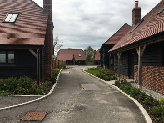 Tanyard Farm (Buildings and drive) | Brenchley Homes